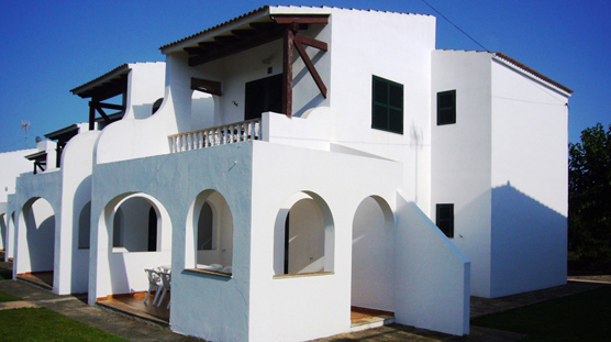 apartments summer rent menorca